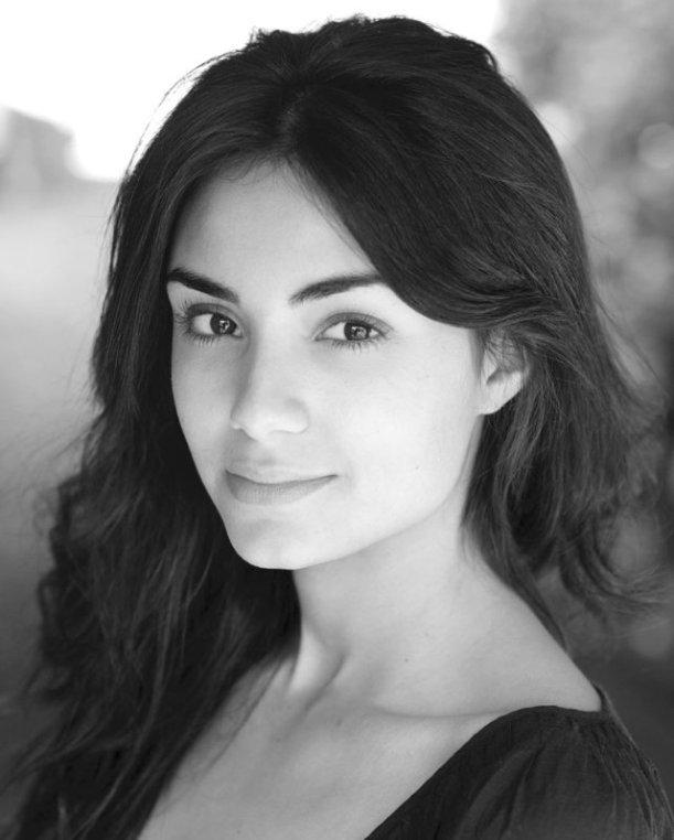 Aiysha Hart plays the role of Sarah in Djinn, to be released in 2013.