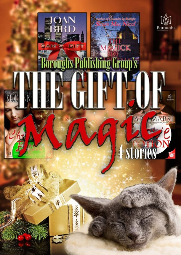 Pick up your copy from Amazon for $2.99 or make it a gift of magic to a friend.